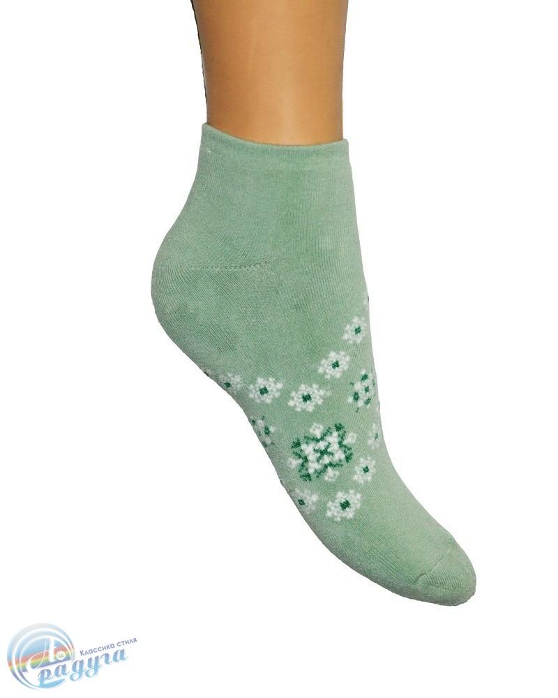 Зимний женский носок.