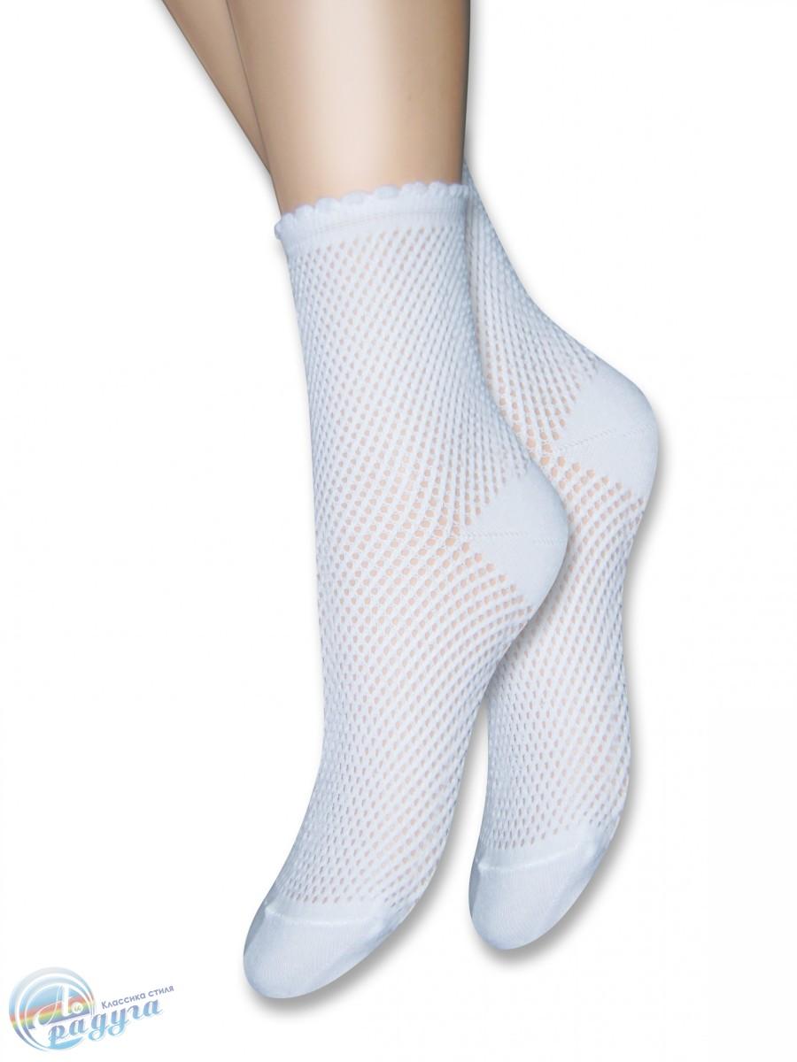 Женские ажурные носки