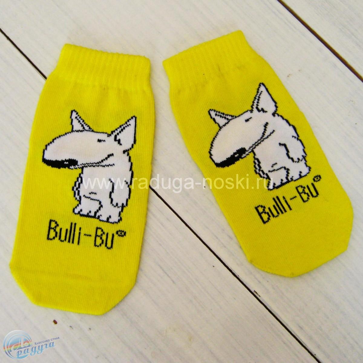 Детские носки по индивидуальному дизайну (Bulli-Bu)